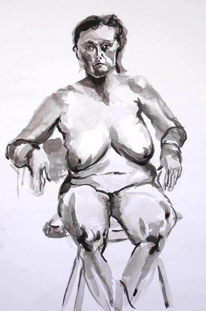 life drawing, beginners, liverpool, ormskirk, lancashire, preston, pen & ink