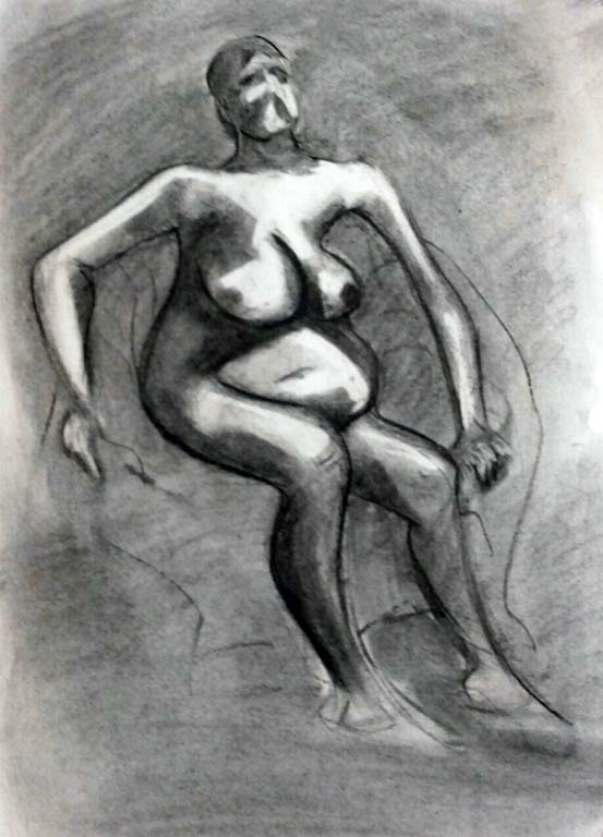 life drawing, painting course, liverpool, Southport, merseyside.1, life drawing, experimental drawing, using charcoal